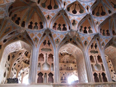 Jame Mosque, Esfahan, Iran