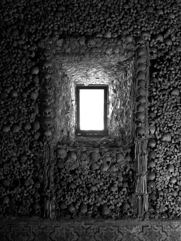 Portugal - Chapel of Bones