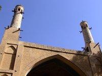 Shaking Minarets, Esfahan, Iran