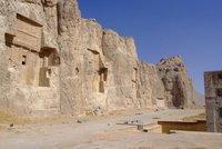 Nasqsh-e Rostom, Iran