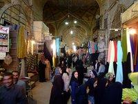 Bazar-e Vakil, Shiraz, Iran