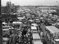 Lagos, Nigeria - Traffic