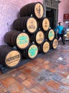 Fabrica de Tequila en Tequila