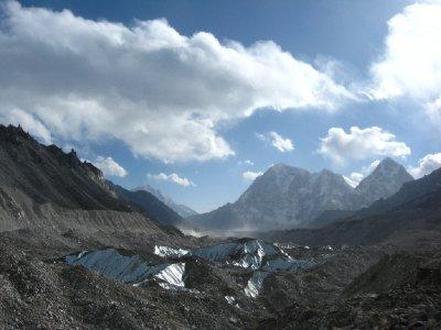 Gorak Shep to Everest 2