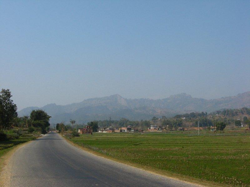 Back to Pokhara