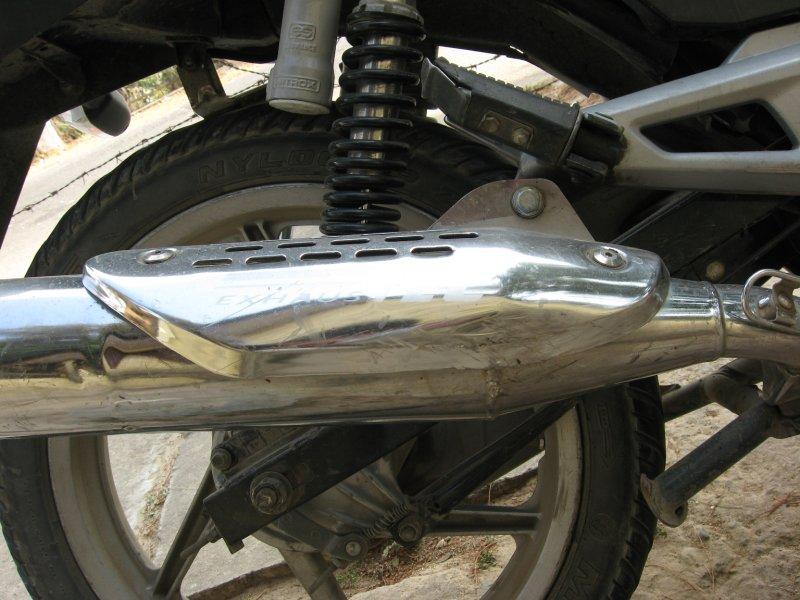 Motorcycle Damage 1