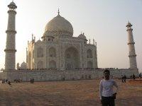 Me and the Taj