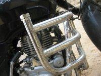 Motorcycle Damage 2