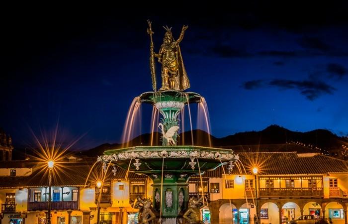 Cusco Puno Bus