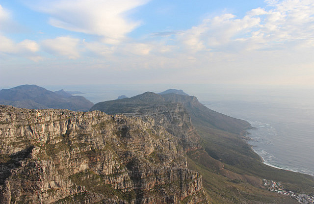 Table Mountain: View from the top