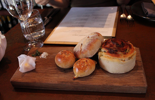 Test Kitchen: Bread selection