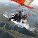 Microlight - best way to see the Falls