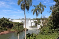 First view of the Falls