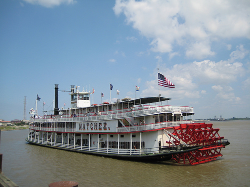 New Orleans Riverboat