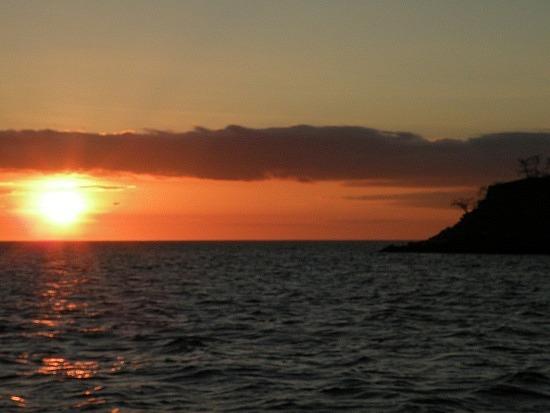 Sunset one of many