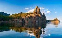 Traveling along Siberia