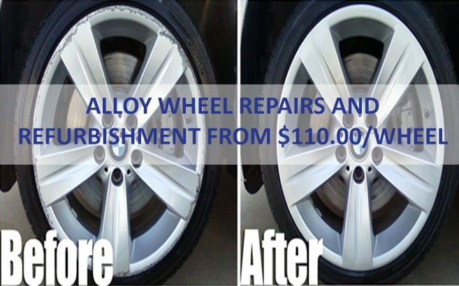 best alloy wheel repair services