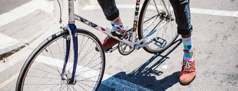 Funky_Bamboo_Socks_Bicycle