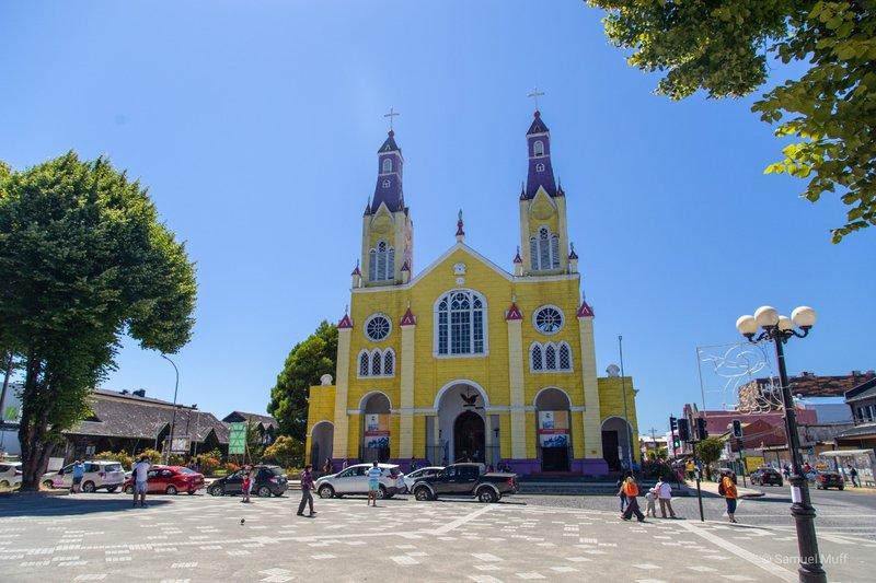 Iglesia San Francisco in Castro