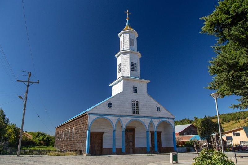 Iglesia Santa Maria in Rilán