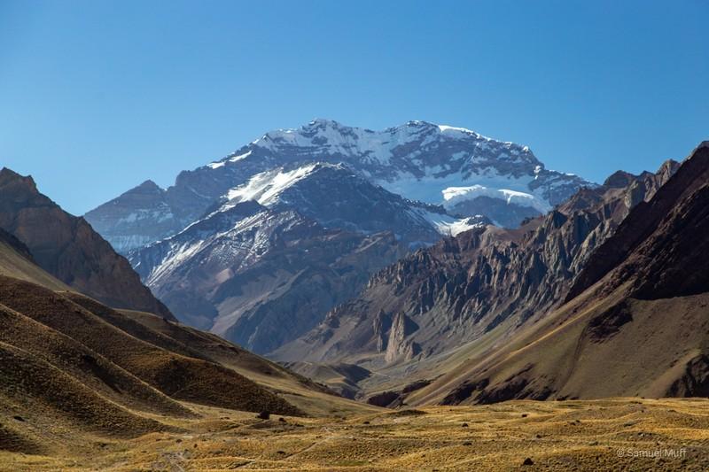 Cerro Aconcagua (6962m)