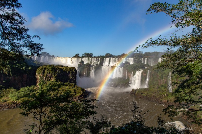 Iguazú Falls from the Argentinian side