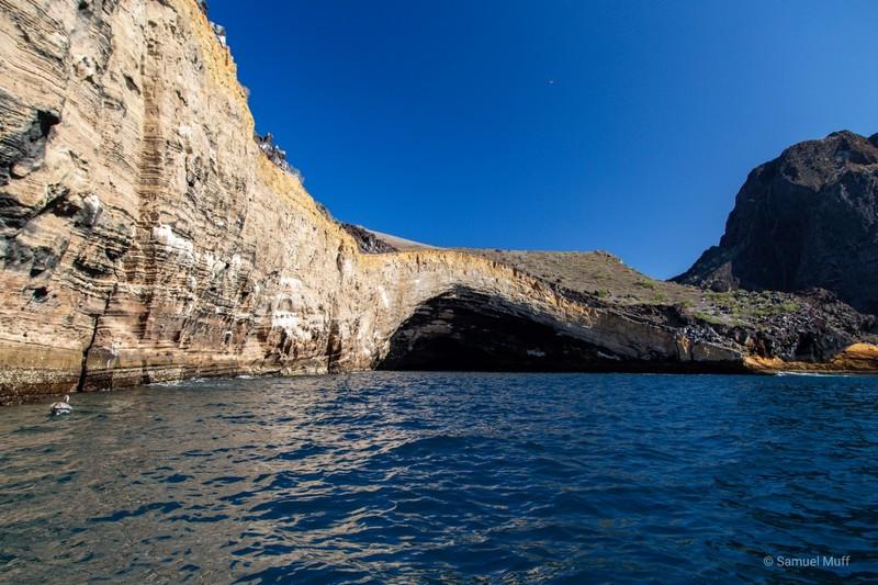 Punta Vicente Roca, Isabela Island