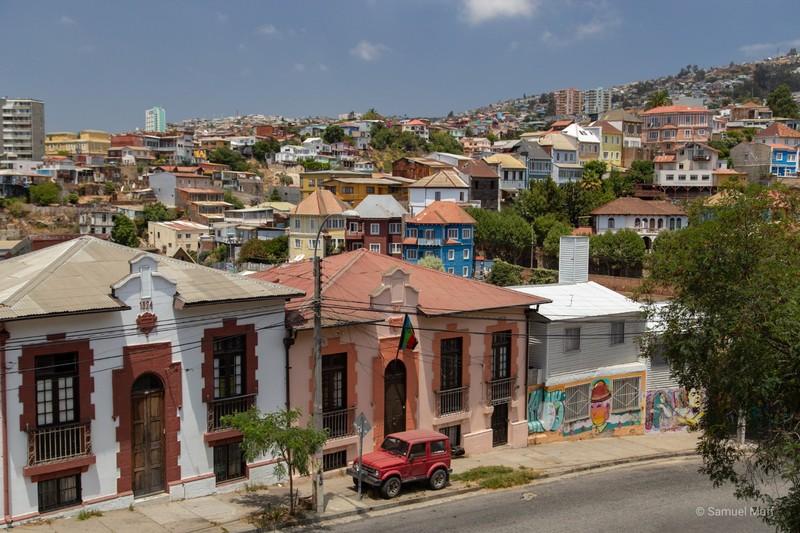 Hills of Valparaíso