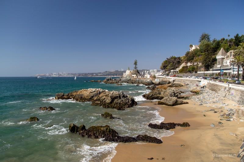 Seaside in Viña del Mar