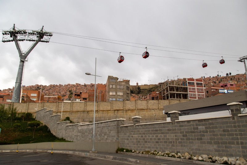 Mi Teleférico in La Paz