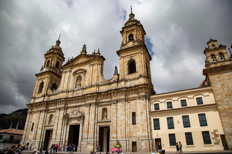 Cathedral of Colombia in Bogota