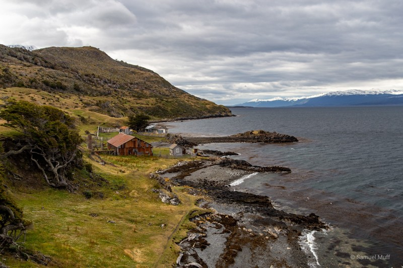 Estancia Túnel at the Beagle Channel