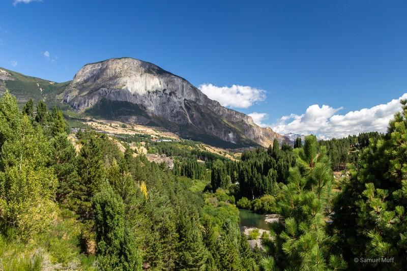 Mountain around Coyhaique