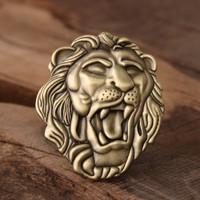 Lion Custom Pins