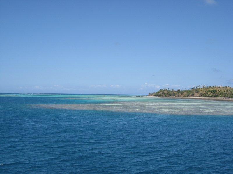Blue Lagoon area