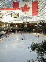 Icerink in West Edmonton Mall