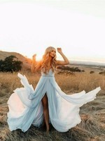 Cheap long prom dresses - bohoprom.com