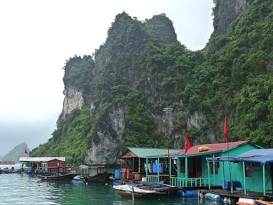 Floating Village 1