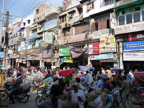 Old Delhi - Chandni Chowk 2