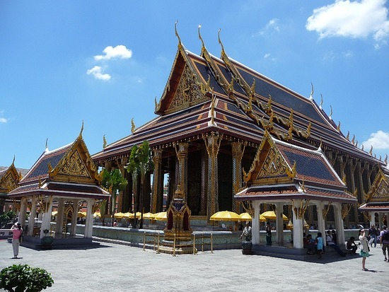 Wat Phra Keo and Grand Palace 3