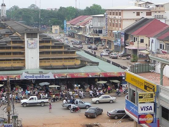 Around Battambang 1