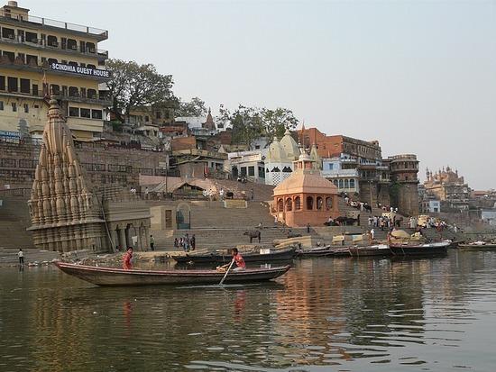 Ghats Boat trip Evening 3