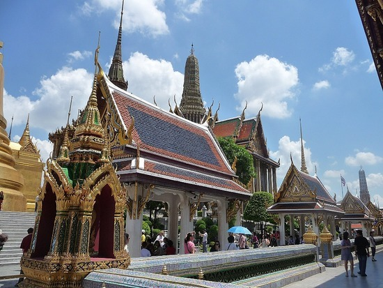 Wat Phra Keo and Grand Palace 14