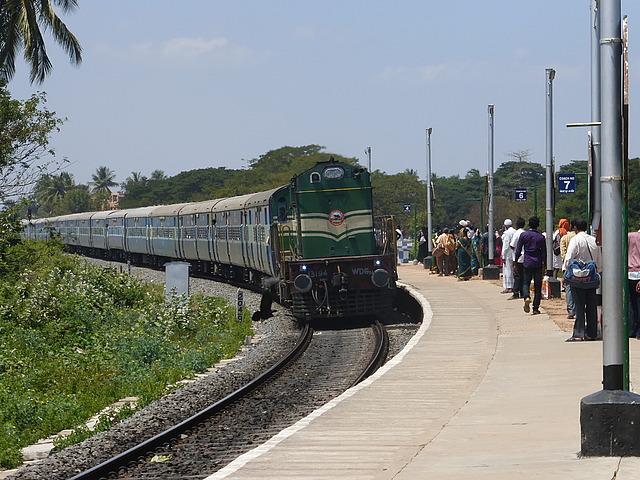 Train travel 1