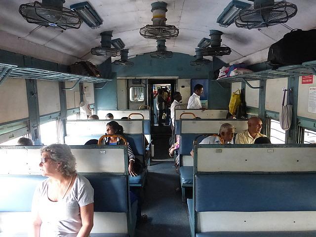 Train travel 2