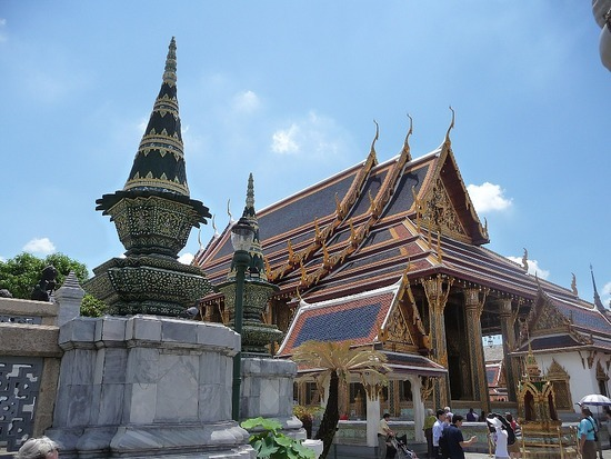 Wat Phra Keo and Grand Palace 10