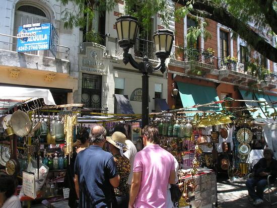 SanTelmo - Sunday market 4