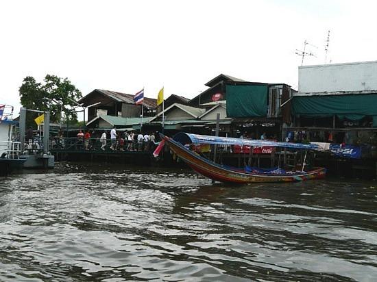 Chao Phraha River Upstream 3