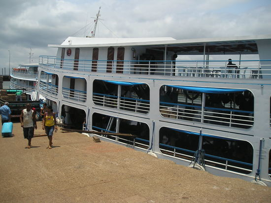 The good ship Sao Bartolemeu 2