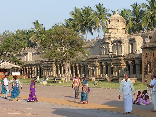 Big Temple - temple compound